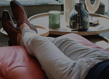'Sta op en Relax Stoelen'