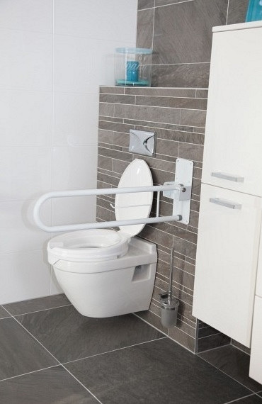 Badkamer hulp